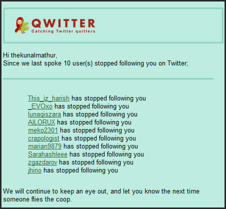 how to find out who unfollowed you on twitter